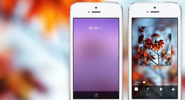 BlurArt - za darmo w App Store [aktualizacja] nowosci AppStore   Blur Art 650x350