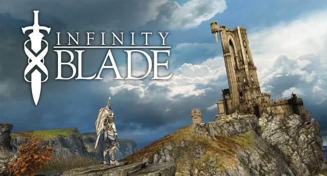Wszystkie trzy części Infinity Blade dostępne w promocji gry-i-aplikacje Youtube, Wideo, iPhone, iPad, Infinity Blade, Gra, Film, AppStore  Jeśli jeszcze nie graliście w kultową grę Infinity Blade to teraz jest ku temu idealna okazja. Wszystkie trzy części tej znakomitej gry zostały właśnie przecenione i dostępne są w bardzo niskiej cenie. Infinity 650x350