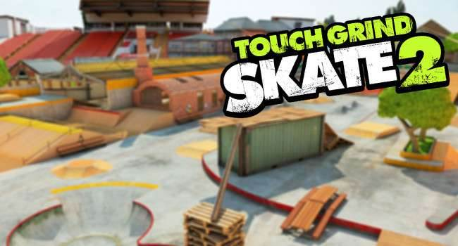 Touchgrind Skate 2 w App Store nowosci AppStore   TouchGrid2 650x350