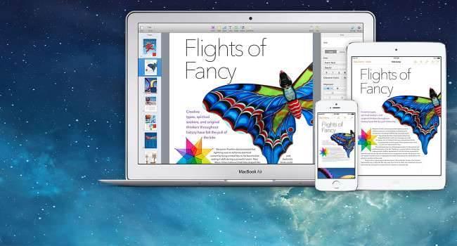 iWork zaktualizowany nowosci OS X, AppStore   iWork 650x350