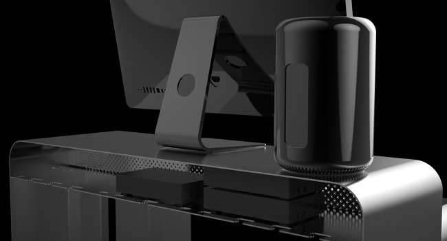 Dotykowe wyświetlacze nie pojawią się w Makach dla profesjonalistów ciekawostki odświeżony imac, Mac Pro, iMac, 2017  Wczoraj Phil Shiller z garstką wybranych dziennikarzy podzielił się informacjami na temat nowych komputerów i odświeżonego Maka Pro. MacPro 650x350