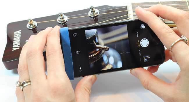Zdjęcia makro w iPhone za pomocągumki nowosci, akcesoria Wideo, Akcesoria   Makro 650x350