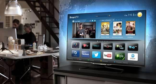 Google I/O 2014: Android TV ciekawostki Wideo, jak działa Android TV, Gra, Google I/O 2014, Google, AndroidTV, Android TV, Android  Google zaprezentowało swój system dla telewizorów, jednakże bazą dla niego jest zaprezentowany już na samym początku konferencji Android L. SmartTV 650x350