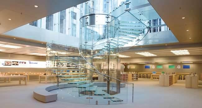 Gdzie powstawały Apple Store na przestrzeni lat ciekawostki sklepy Apple, Sklep Apple, mapa, Apple Store, Apple  Sklepy stacjonarne Apple wyrastająjak grzyby po deszczy w najlepszych lokalizacjach na świecie. Oczywiście poza Polską. AppleSalon 650x350
