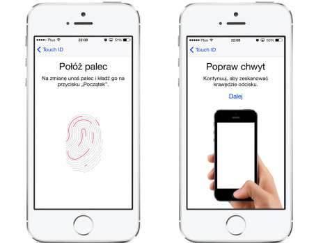 Zobacz co należy zrobić, aby Wasze urządzenie z Touch ID zapamiętało nie 5, a 10 odcisków palców polecane, ciekawostki Touch ID, jak dodać więcej odcisków palców w iPhone, iPhone, Apple, 10 odcisków palców  Jak dodać więcej niż 5 odcisków palców do Touch ID w iPhone, iPad? Sposób jest banalnie prosty, ale być może nie wszyscy go znają, więc postanowiliśmy Wam o nim przypomnieć. TouchID 454x350