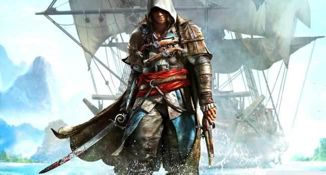 Piratem być - Recenzja Assassin's Creed IV: Black Flag [PS4]  gry-i-aplikacje review, Recenzja, Playstation, pirat, Konsola, Gra PS4, Asasyn, AC4  A gdyby tak na chwile zostać piratem? Zapuścić się w morze, szukać skarbów, plądrować kupieckie statki i walczyć z flotą króla. Teraz możemy to zrobić. U4341P115T41D243968F757DT20130731151747 650x350