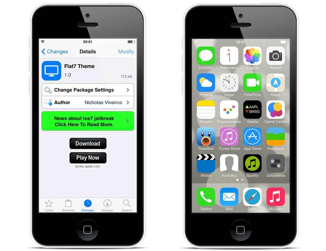 iOS7Flat