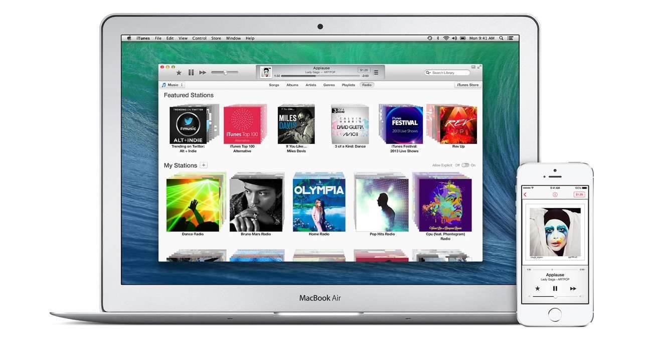 Apple szykuje zmiany w iTunes ciekawostki zmiany w iTunes Store, zmiany, Mavericks, iTunes Store, iTunes, iPhone, iOS 8, iOS, Apple  Apple jest właścicielem sklepu z muzyką, który generuje aż 40% przychodów tej branży w USA. iTunes 1300x700