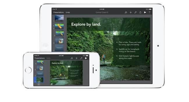 iWork na iOS i macOS zaktualizowany - lista zmian gry-i-aplikacje, aktualizacje pages, OS X, numbers, Mavericks, keynote, iOS, AppStore, Apple, App Store, Aktualizacja  Wczoraj wieczoremwApp Store i Mac App Store pojawiła się aktualizacja całego pakietu iWork. Zostały zaktualizowane aplikacje: Pages, Numbers i Keynote. iWork 650x350