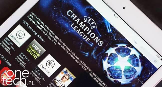 Liga Mistrzów w App Store ciekawostki wyniki, piłka nożna, Liga Mistrzów, iTunes, iPad, informacje, App Store, Aplikacje, 13-calowy iPad  Jeśli jesteście fanami piłki nożnej, a dokładniej Ligi Mistrzów, to mamy dla Was dobrą wiadomość. LigaMistrzow 650x350