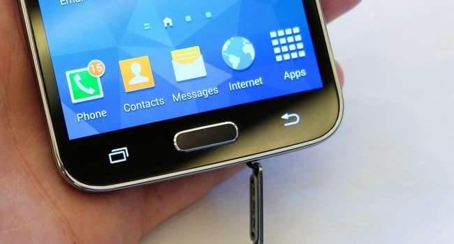 Jak działa czytnik linii papilarnych w Galaxy S5 ciekawostki Youtube, Wideo, SGS5, Samsung Galaxy S5, Samsung, jak działa cztynik linii papilarnych w Samsung galaxy s5, Film, czytnik linii papilarnych, czytnik linii, Android  Czytnik linii papilarnych, to jedna z nowości dostępnych w Samsungu Galaxy S5. Jak działa? Czy w ogóle działa? Co trzeba zrobić aby odblokować telefon? SGS5 1 650x350