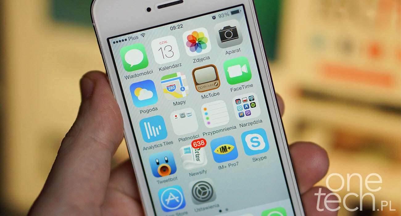 iOS 7.1 najbardziej stabilną wersją iOS!  polecane, ciekawostki iPhone 5s, iPhone 5c, iPhone 5, iPhone 4s, iPhone, iOS 8, iOS 7.1, iOS, Apple, Aktualizacja  Macie problemy ze swoim iPhonem lub iPadem? Rozwiązaniem tego może być szybka aktualizacja do iOS 7.1. Według danych jednej z firm, wersja oznaczona numerem 7.1 sprawia najmniej problemów. iOS71 1300x700