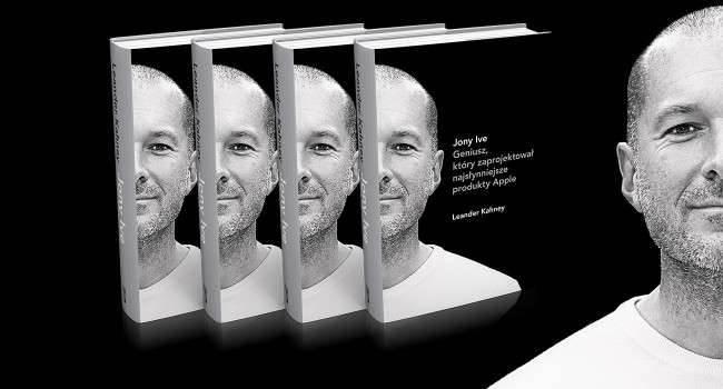 Wyniki konkursu biografii Jony'ego Ive'a polecane wyniki konkursu, Steve Jobs, Książki, Książka, Konkurs, Jony Ive, iOS, Insignis, biografie, biografia, Apple   Jony Ive 650x350