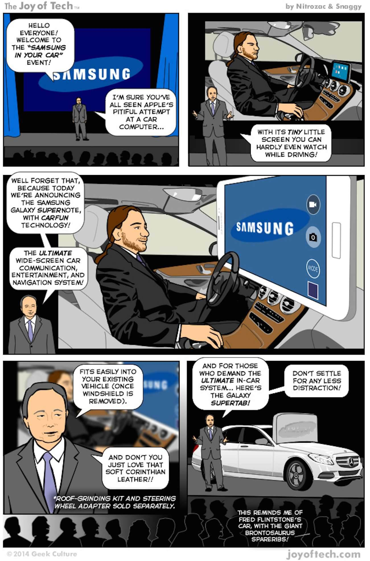 Samsung-in-the-Car