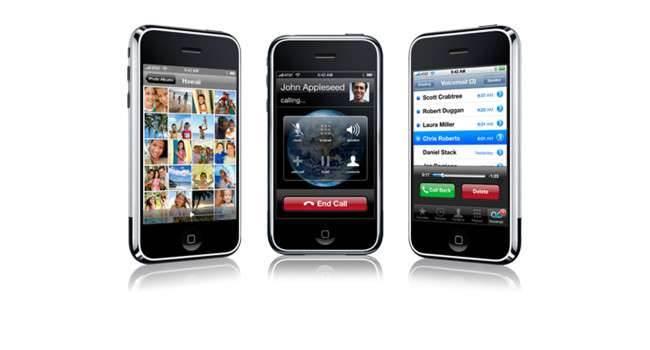 iPhone świętuje dzisiaj 10 lat! ciekawostki Wideo, urodziny, iPhone 6 Plus, iPhone 6, iPhone 5, iPhone 4, iPhone 3g, iPhone 2G, iPhone, Apple, 10 urodziny iphone, 10 lat iphone  Dokładnie 10 lat temu, bo 09.01.2007 roku Steve Jobs wychodząc na scenę zmienił świat. Zaprezentował coś, co zmieniło globalny przemysł smartfonów. Wprowadzając dotykowy ekran wyznaczył zupełnie nowe panujące do dzisiaj trendy. iP2G 650x350