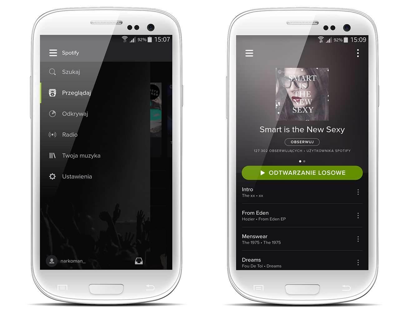 Spotify.onetech.pl
