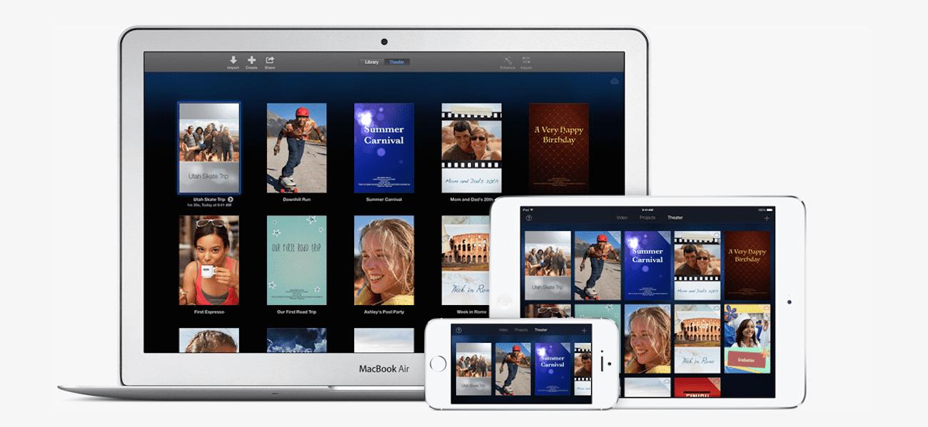 Apple dodaje obsługę myszy i gładzika do iMovie na iOS polecane, ciekawostki iOS, iMovie  Przedwczoraj firma Apple wydała aktualizację iMovie, czyli aplikacji do edycji wideo na iPhone, iPad. iMov