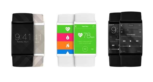 Czy tak będzie wyglądał interfejs iWatch? ciekawostki specyfikacja iWatch, premiera iWatch, kiedy będzie premiera iWatch, iWatch i czujniki, iWatch, iPhone, iOS, interfejs iWatch, Apple iWatch, Apple  Od czasu pierwszych informacji, związanych z inteligentym zegarkiem Apple, które pojawiły się w 2012 roku, minęło sporo czasu. iWatch1.onetech.pl  650x350