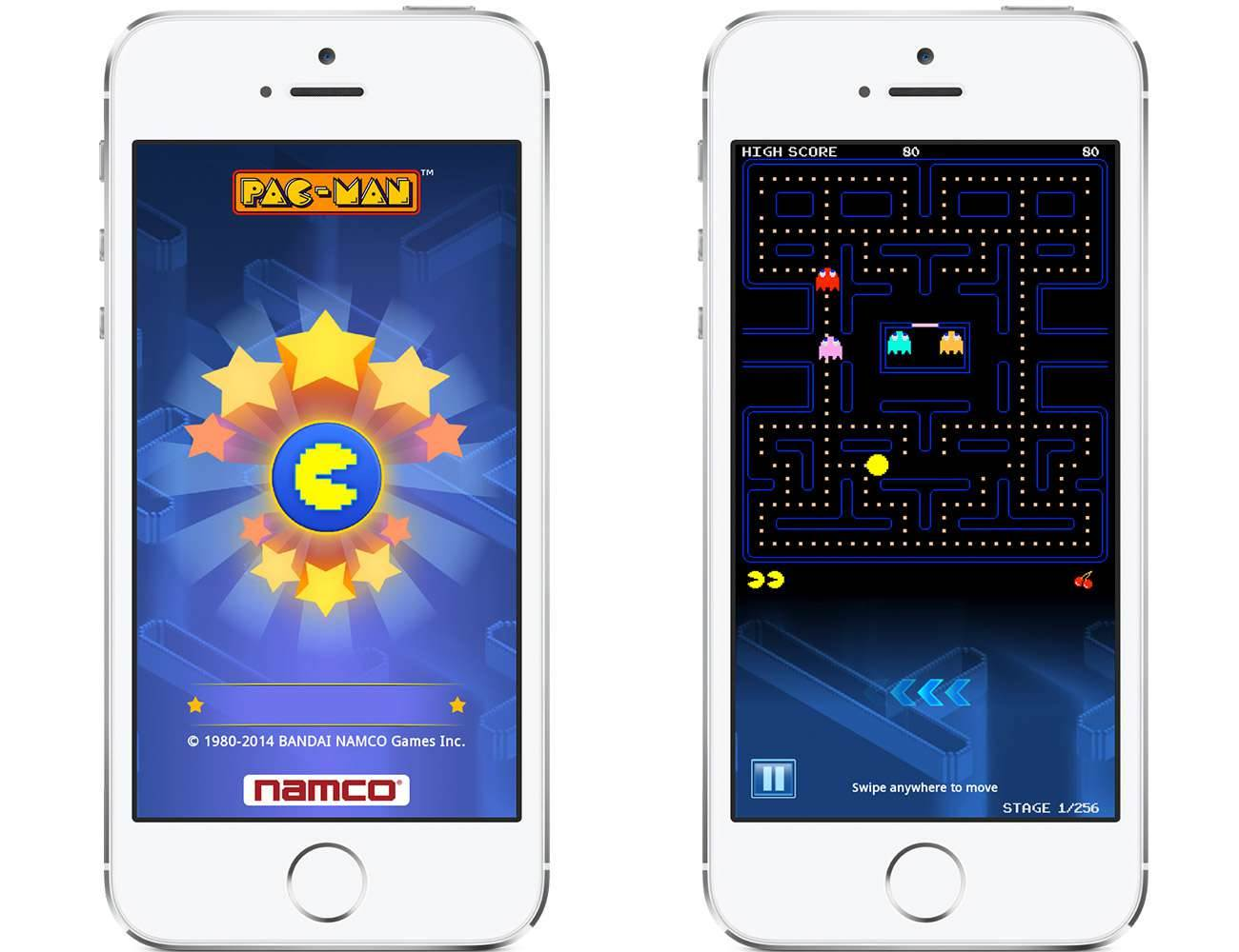 Pac-Man iOS
