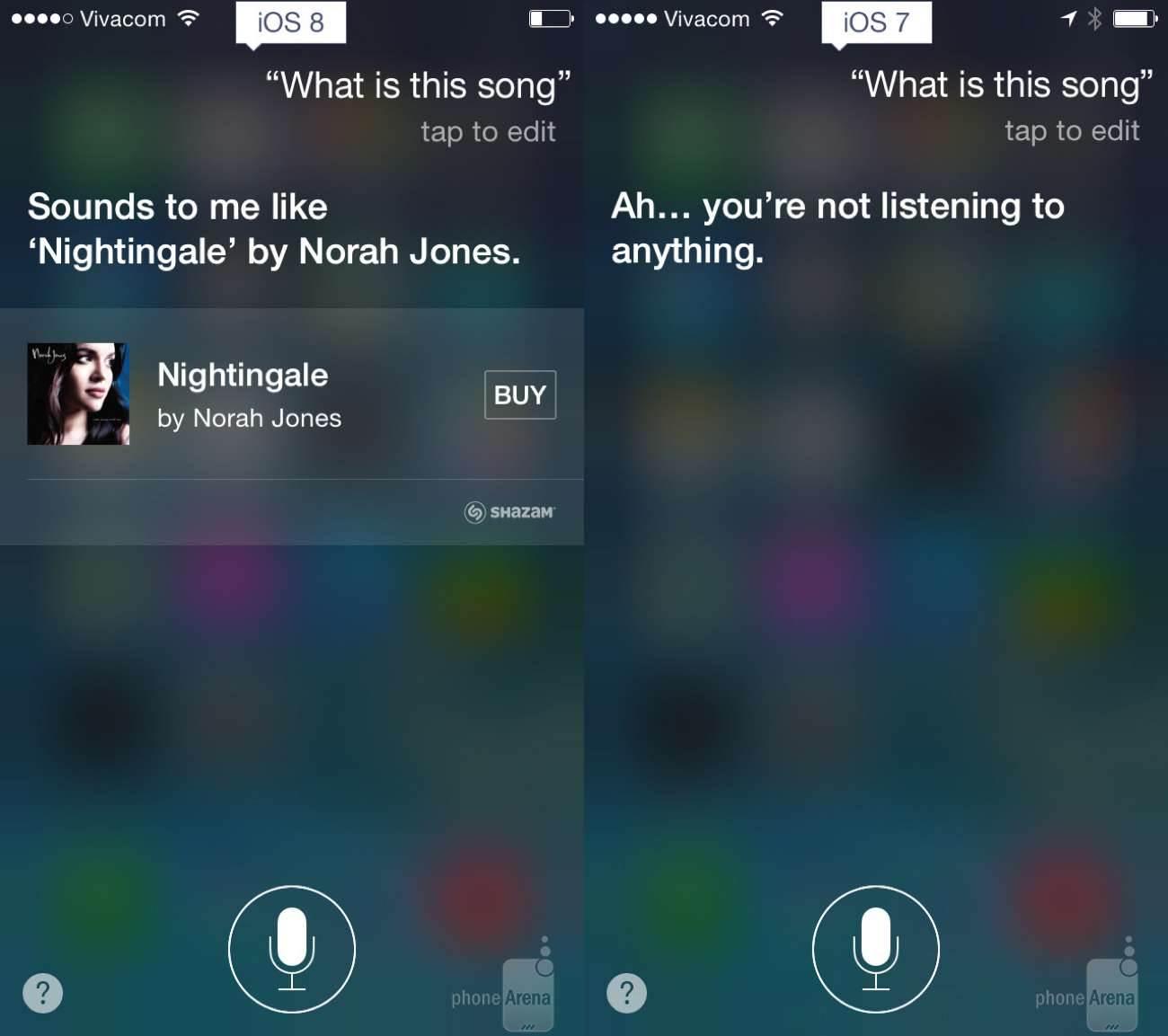 Siri-meets-Shazam