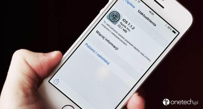 Jak wykonać Jailbreak iOS 7.1.2 - instrukcja poradniki, polecane Wideo, poradnik iOS 7.1.1 jailbreak, Pangu instrukcja, Pangu 1.1.0 Mac, Mavericks, Mac, kompatybilne urządzenia z Pangu, jak zrobić jailbreak iOS 7.1.1, jak wykonać jailbreak iOS 7.1.1, Jailbreak iOS 7.1.1 poradnik, Jailbreak iOS 7.1.1, iPhone 5s, iPhone 5c, iPhone, iPad mini retina, iPad Air, iPad, iOS 7.1, iOS, Instrukcja, Apple  Zastanawiacie się czy można wykonać Jailbreak mając najnowsze oprogramowanie iOS 7.1.2? Odpowiedź brzmi: TAK! Najnowsza wersja Pangu 1.1.0 jest kompatybilna również z iOS 7.1.2. iOS7.1.22 650x350