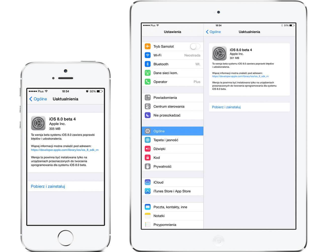 iOS8beta4.onetech.pl