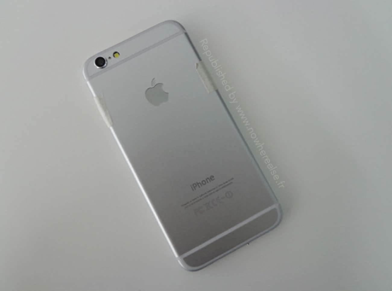 Chwalebne W Chinach pojawiły się działające podróbki iPhone`a 6 - zobacz FV79