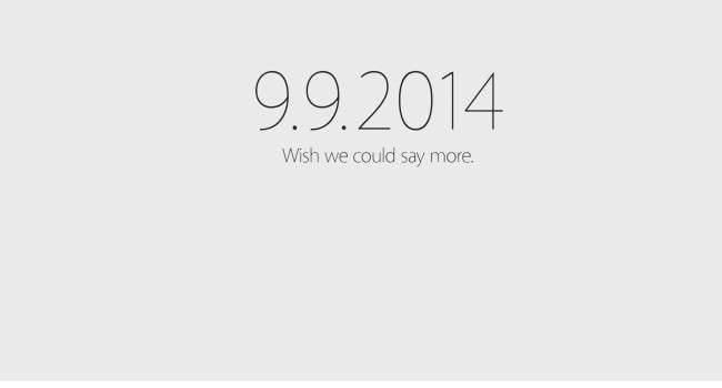 9 września zobaczymy tylko jeden wariant iPhone'a 6?  ciekawostki konferencja Apple, iWatch, iPhone 6, Apple, 9 września  Wczoraj Apple rozpoczęło wysyłanie zaproszeń na tegoroczną konferencję, związaną z prezentacją iPhone'a 6 i iWatcha. W sieci chodziły plotki, że obydwa warianty zobaczymy na tej samej konferencji, ale tak się nie stanie. Ip6 650x350