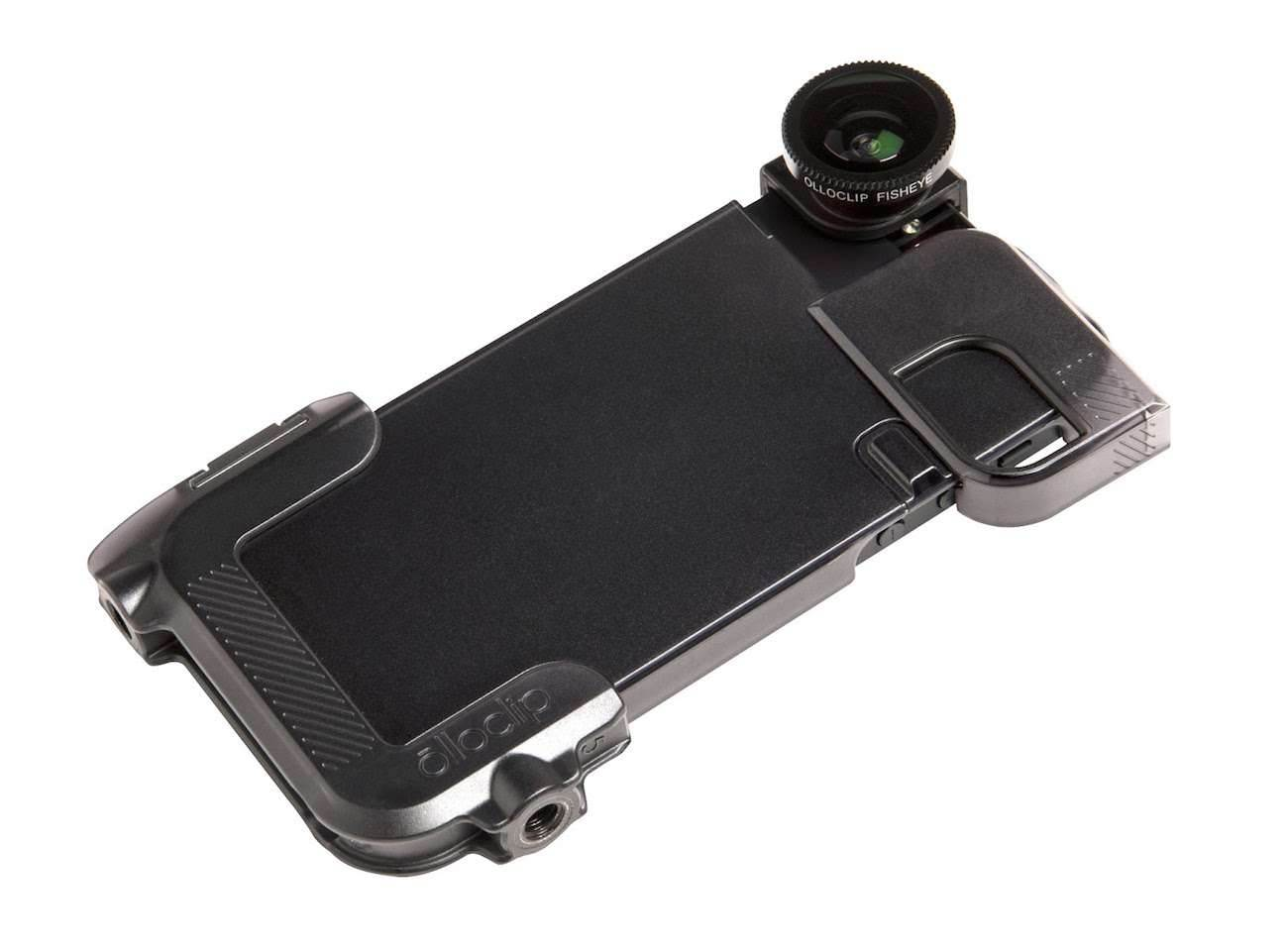 olloclip case with pro-photo adapter