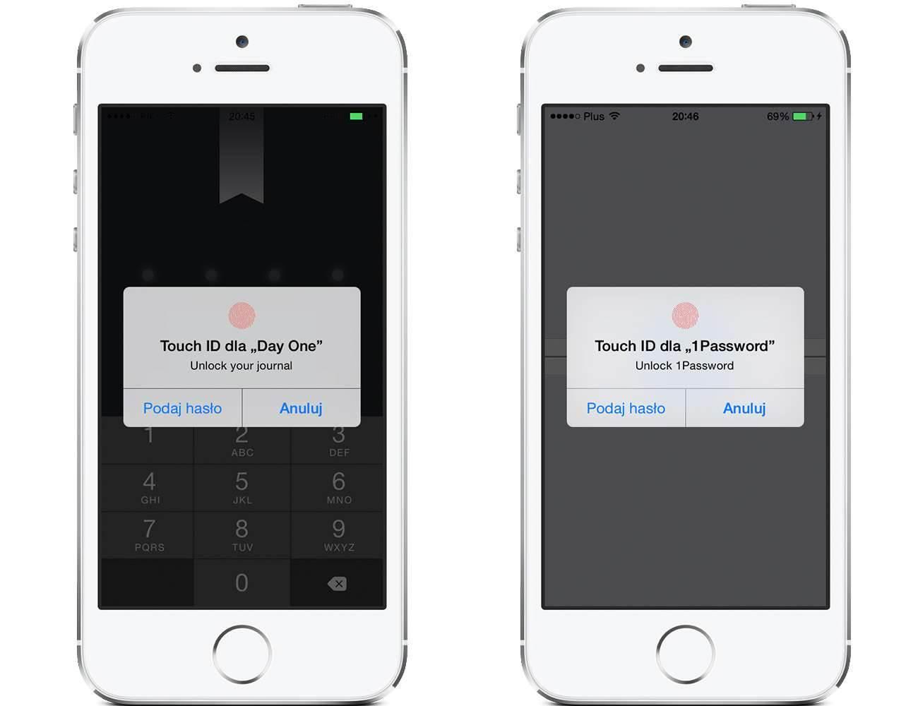 iOS 8 - spis aplikacji kompatybilnych z TouchID ciekawostki TouchID, jakie aplikacje korzystają z TouchID w iOS 8, iPhone, iOS 8 i TouchID, iOS 8 i Touch ID, czytnik linii papilarnych w iOS 8, Apple  Jedną z kilkunastu nowości w iOS 8 jest możliwość korzystania z TouchID, czyli czytnika linii papilarnych w aplikacjach z App Store. ToucID