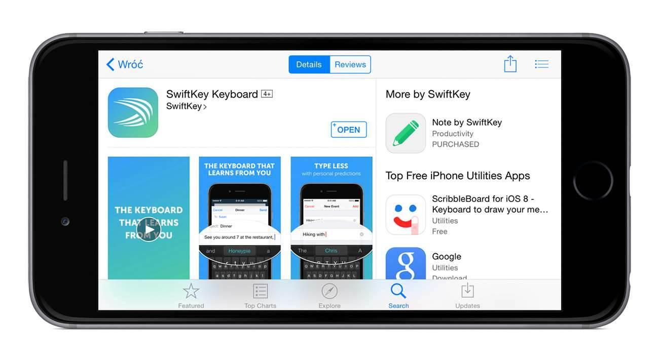 SwiftKey.onetech.pl