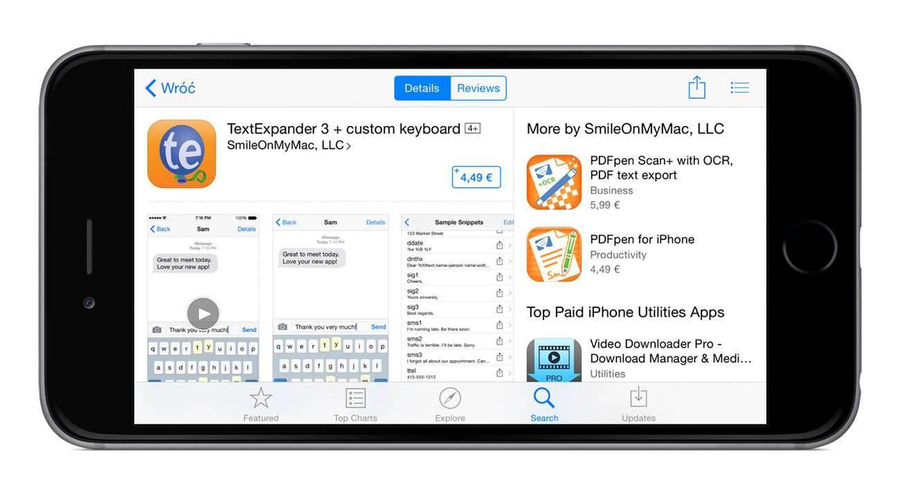 TextExpander3.onetech.pl