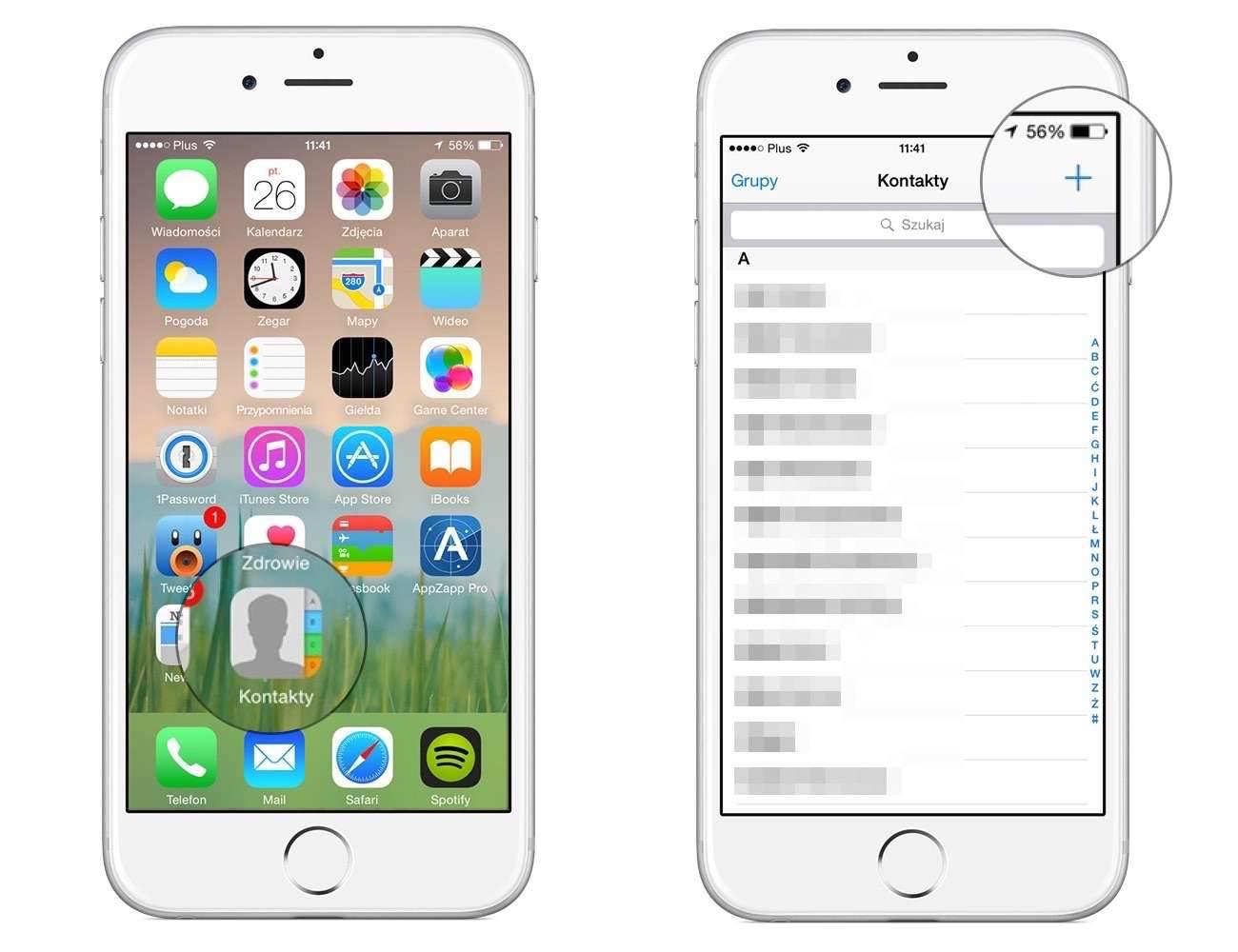 iOS dla początkujących #5 - zarządzanie i dodawanie kontaktów poradniki, polecane zarządzanie i dodawanie kontaktów, Poradnik, jak importować z SIM w iPhone, jak edytować kontakt w IPhone, jak dodać kontakt w iPhone, iPhone, iPad, iOS dla początkujących, iOS, import kontaktów z SIM iPhone, edycja kontaktu w iPhone, edycja kontaktów, dodatnie kontaktu w iPhone, Apple  Urządzenia mobilne Apple pozwalają na przechowywanie danych kontaktowych do znajomych i rodziny. Dzięki, nim szybciej wykonamy połączenie wychodzące, wyślemy smsa, czy e-maila.  Kont1