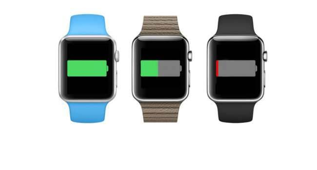 Apple Watch - pierwsze informacje na temat procesora i baterii ciekawostki zegarek od apple, procesor Apple Watch, jak długo działa Apple Watch, czas pracy baterii Apple Watch, bateria w Apple Watch, Apple Watch  W dniu wczorajszym na 9to5mac.com pojawiły się pierwsze informacje na temat baterii, a także na temat procesora jaki znajduje się Apple Watch. AppleWatchBateria 650x350