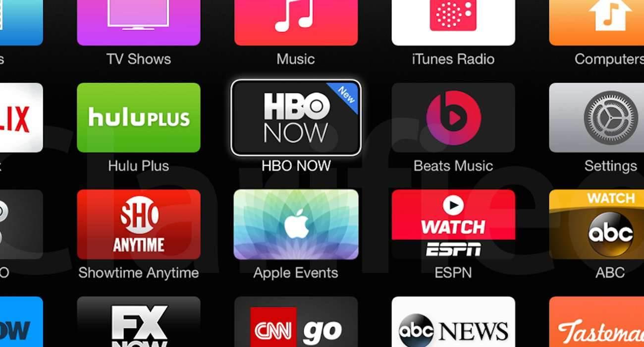 HBO Now już w AppleTV ciekawostki Wideo, HBO Now już na apple tv, HBO Now, AppleTV, Apple TV, Apple  W temacie Apple TV ostatnio dużo siędzieje. Raz sąto kolejne rewolucyjne pogłoski, innym razem dodatki do istniejącego systemu.  HBO 1300x700