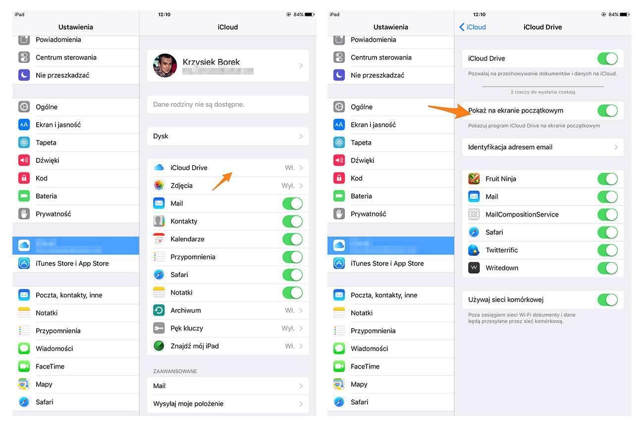 iOS 9 - dedykowana aplikacja iCloud Drive poradniki, polecane, ciekawostki jak włączyć icloud drive w ios 9, iPhone, iPad, ios 9 beta 1, iOS 9, iCloud drive, iCloud, dedykowana aplikacja iCloud Drive, co to jest icloud drive, Apple  W ubiegłym tygodniu Apple na tegorocznym keynote, poprzedzającym WWDC zaprezentowało iOS 9. W systemie operacyjnym dla nadgryzionych jabłuszek pojawiło się wiele nowości. Jedną z nich jest dedykowana aplikacja iCloud Drive. icloud