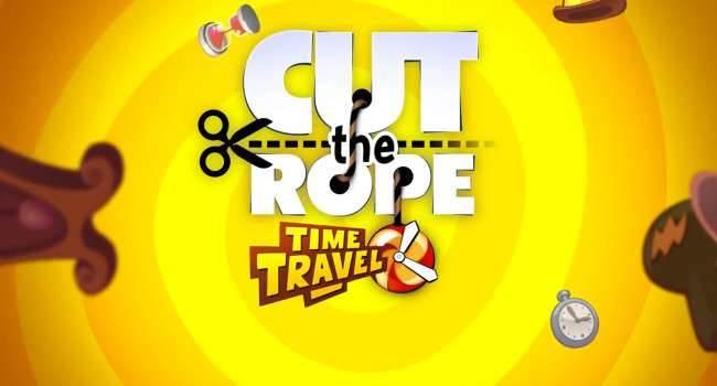 Gra Cut the Rope: Time Travel na iPhone i iPad dziś dostępna w App Store za darmo gry-i-aplikacje Za darmo, Wideo, Przecena, Promocja, iPhone, Gra, Cut the Rope: Time Travel, Cut the Rope: Time Trave za darmo, Cut the Rope: Time Trave na ipad za darmo, Cut The Rope, AppStore, Apple iPhone, Apple, App Store  Cut The Rope: Time Travel, to gra którą na pewno doskonale znają wszyscy posiadacze iPhone i iPad. Jeśli jeszcze nie zakupiliście tej świetnej gry, to teraz jest ku temu idealna okazja. CUT 650x350