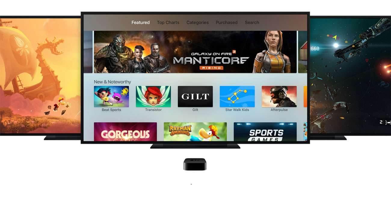 Niedługo iPhone będzie odpowiedzialny za sterowanie Apple TV 4gen polecane, ciekawostki iphone jako pilot apple tv 4gen, iPhone, AppleTV, Apple TV, Apple, aplpe tv 4gen  Piloty telewizyjne są dobre i potrzebne, ale mają jeden mankament, brakuje ich w najgorszym, możliwym momencie. Na szczęście Apple TV 4gen ma własny, ale niedługo będziemy mogli użyć iPhone'a do sterowania przystawką telewizyjną. AppleTV1