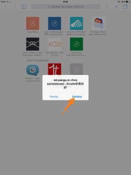 Pangu wydało aplikację sprawdzającą XcodeGhost poradniki, polecane, ciekawostki XcodeGhost, wirus XcodeGhost, pangu, jak używać XcodeGhost, jailbreak, iPhone, czy iPhone zawiera XcodeGhost, Cydia, aplikacja XcodeGhost  Pangu jest znane głównie z wydawania narzędzi do wykonywania Jailbreak, choć teraz mnie zdziwili. Grupa wydała aplikację dla iOS, która sprawdza pobrane przez użytkownika aplikacje, czy nie zawierają czasem XcodeGhost. IMG 1824 263x350