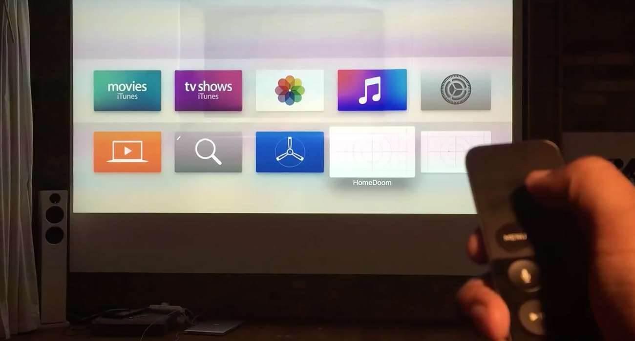 Niedługo iPhone będzie odpowiedzialny za sterowanie Apple TV 4gen polecane, ciekawostki iphone jako pilot apple tv 4gen, iPhone, AppleTV, Apple TV, Apple, aplpe tv 4gen  Piloty telewizyjne są dobre i potrzebne, ale mają jeden mankament, brakuje ich w najgorszym, możliwym momencie. Na szczęście Apple TV 4gen ma własny, ale niedługo będziemy mogli użyć iPhone'a do sterowania przystawką telewizyjną. AppleTV
