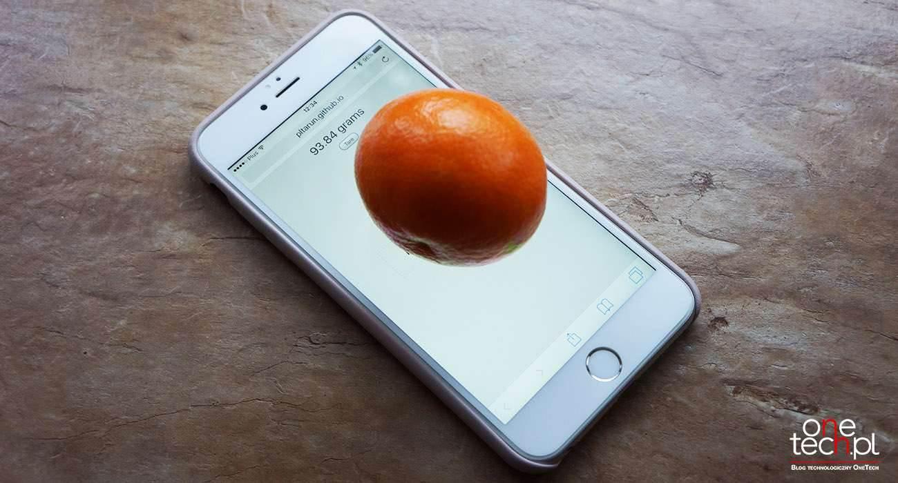 iPhone 6s/6s Plus jako waga - prosty sposób niewymagający aplikacji z AppStore poradniki, polecane, ciekawostki waga, jak ważyć przedmioty iPhone 6s, iphone 6s waga, iPhone 6s Plus jako waga, iphone 6s jako waga, iPhone 6s, iPhone, Apple, 3d touch  Wszyscy wiemy, że nowe iPhone?y 6s wyposażone są w 3D Touch, czyli technologię umożliwiającą wyczuwanie siły nacisku na ekran urządzenia. waga
