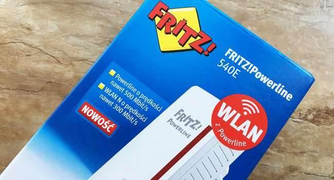 Zabawa z FRITZ!Box - zgarnij dwa FRITZ!Powerline 540E, które rozszerzą zasięg Twojej sieci Wi-Fi polecane Zabawa z FRITZ!Box, Konkurs, FRITZ!Powerline 540E, FRITZ!Box  Kto ma ochotę zgarnąć dwa FRITZ!Powerline 540E, które w łatwy i szybki sposób rozszerzą Waszą sieć Wi-Fi? Zapraszamy do udziału w zabawie! fritz2 650x350