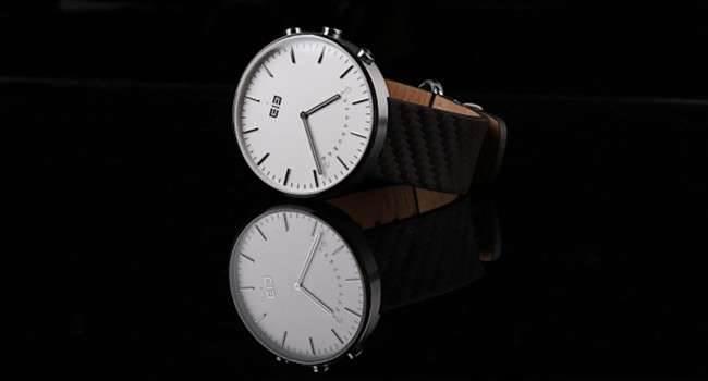 Elephone W2 połączenie klasyka z elektroniką ciekawostki zegarek Elephone W2, SmartWatch, kiedy, gdzie kupić, Elephone W2, cena  Obecnie w sprzedaży jest wiele zegarków, które wyglądają na klasyczne i pozwalają na śledzenie przebytego dystansu, wykonanych kroków i snu. Nie mam również wątpliwości, że są drogie dlatego interesującym wyborem może okazać się Elephone W2. zegarek 650x350