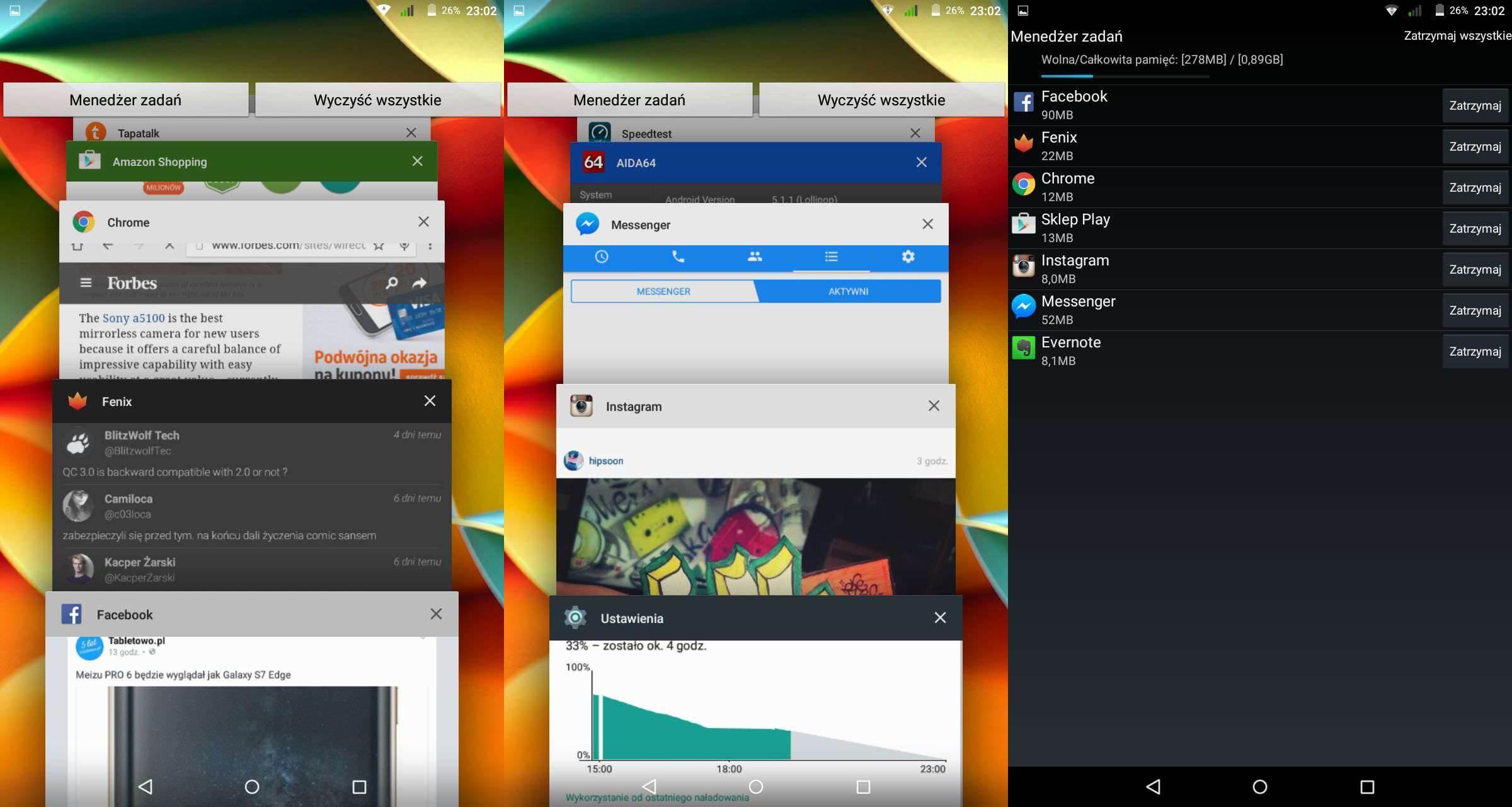 Lenovo Yoga Tab 3 LTE - recenzja urządzenia recenzje, polecane zalety, yoga tab 3, wady, Tablet, polska recenzja Lenovo Yoga Tab 3 LTE, polska recenzja, Lenovo Yoga Tab 3 LTE, lenovo, jak działa Lenovo Yoga Tab 3 LTE, czy warto kupić Lenovo Yoga Tab 3 LTE, cena Lenovo Yoga Tab 3 LTE  Nie ma się co oszukiwać, większość obecnie dostępnych tabletów wygląda niemal tak samo i różnią je od siebie drobne szczegóły wprowadzane do wzornictwa z generacji na generację, ale jednym z odmiennych modeli jest bez wątpienia seria tabletów Yoga, wprowadzona na rynek mobilny przez Lenovo. Czy przednie głośniki stereo i fabrycznie zamontowany stojak wystarczy, aby przykuć uwagę potencjalnego nabywcy? 3 1