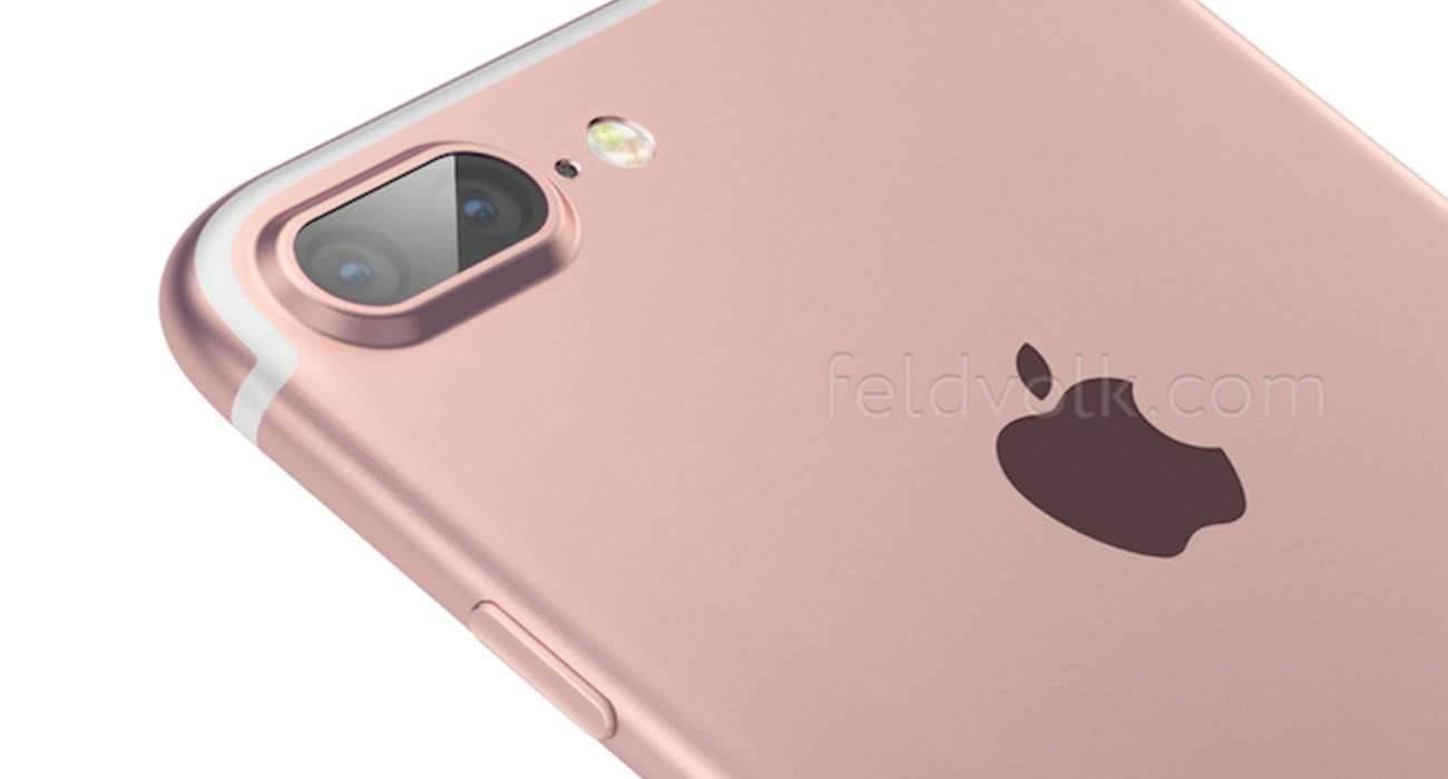 5,5-calowy iPhone 7 z 3GB RAM i podwójnym aparatem polecane, ciekawostki podwójny aparat w iPhone 7 Plus, Plotki, iPhone 7 Plus, iPhone, Apple  Do debiutu najnowszego modelu iPhone'a zostało sporo czasu, ale niemal codziennie pojawiają się nowe informacje o następcy modelu 6s. iPhone7