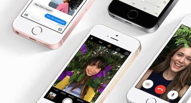 iPhone SE z bliska polecane, ciekawostki Wideo, Unboxing, jak działa iPhone SE, iPhone SE z bliska, iPhone SE na wideo, iphone se, Apple  Konferencja Apple zakończyła się dobre dwie godziny temu, więc warto by było przyjrzeć się z bliska nowemu iPhone'owi SE prawda? iPhoneSE 5 650x350
