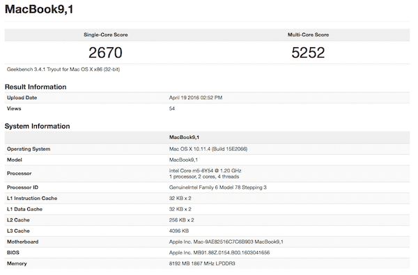 Early-2016-MacBook-GeekBench