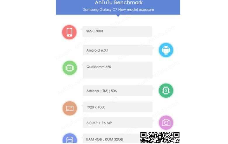 Samsung-Galaxy-C7-AnTuTu