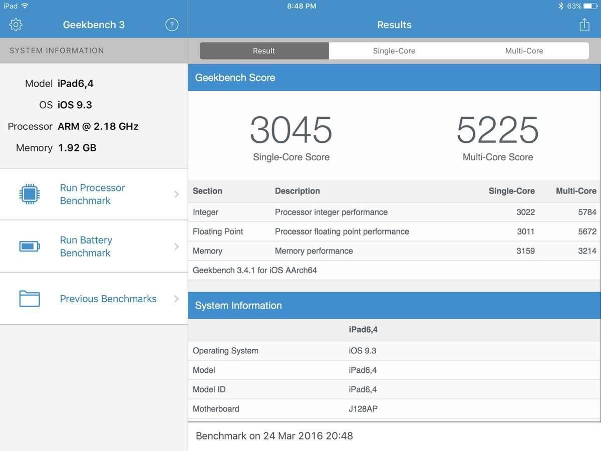 iPadPro97Bench