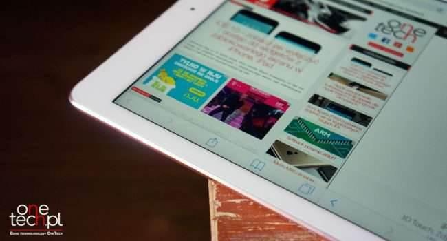 Apple przejdzie na wyświetlacze IGZO w iPadach ciekawostki IZGO, iPad, ekran IZGO, Apple  Sharp należący obecnie do Foxconn skupia się na produkcji wyświetlaczy OLED z myślą o smartfonach, ale mają również coś nowego dla tabletów. ipadpro15 1 650x350